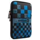 Quiksilver neoprén. pouzdro iPad Mini, Black/Blue