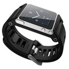 TikTok Multi-Touch WatchBand iPod nano 6G - Black