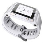 TikTok Multi-Touch WatchBand iPod nano 6G - White
